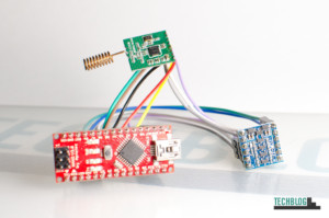 CUL aus ArduinoNano+CC1101 868MHz für HomeMatic unter FHEM